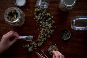 Drug Crimes & Marijuana Charges